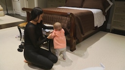 Nikki Bella Helps Brie With Mommy Duties