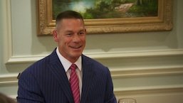 John Cena Is Ready to Throw Out the House Rules