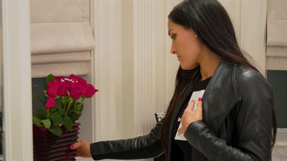 Nikki Bella Finds Flowers & a Love Note From John Cena After Breakup