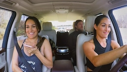 Brie & Nikki Bella's Special Surprise For Their Mom