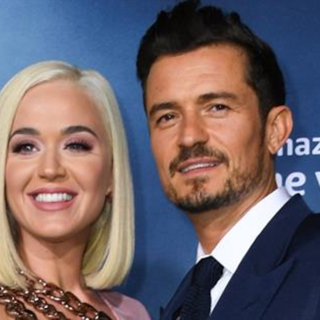 Katy Perry Gives Birth to First Child