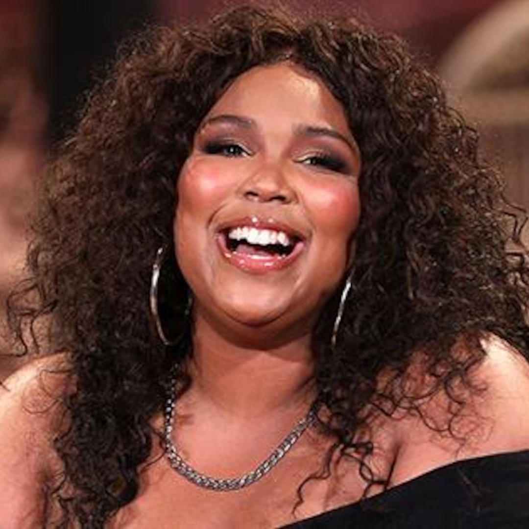 Lizzo Steps Out