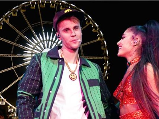 Justin Bieber & Ariana Grande's Surprise Collab at Coachella