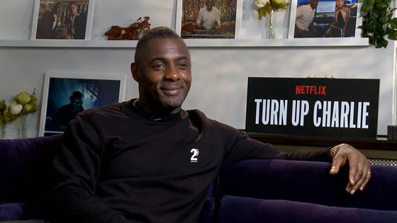 Idris Elba on DJing