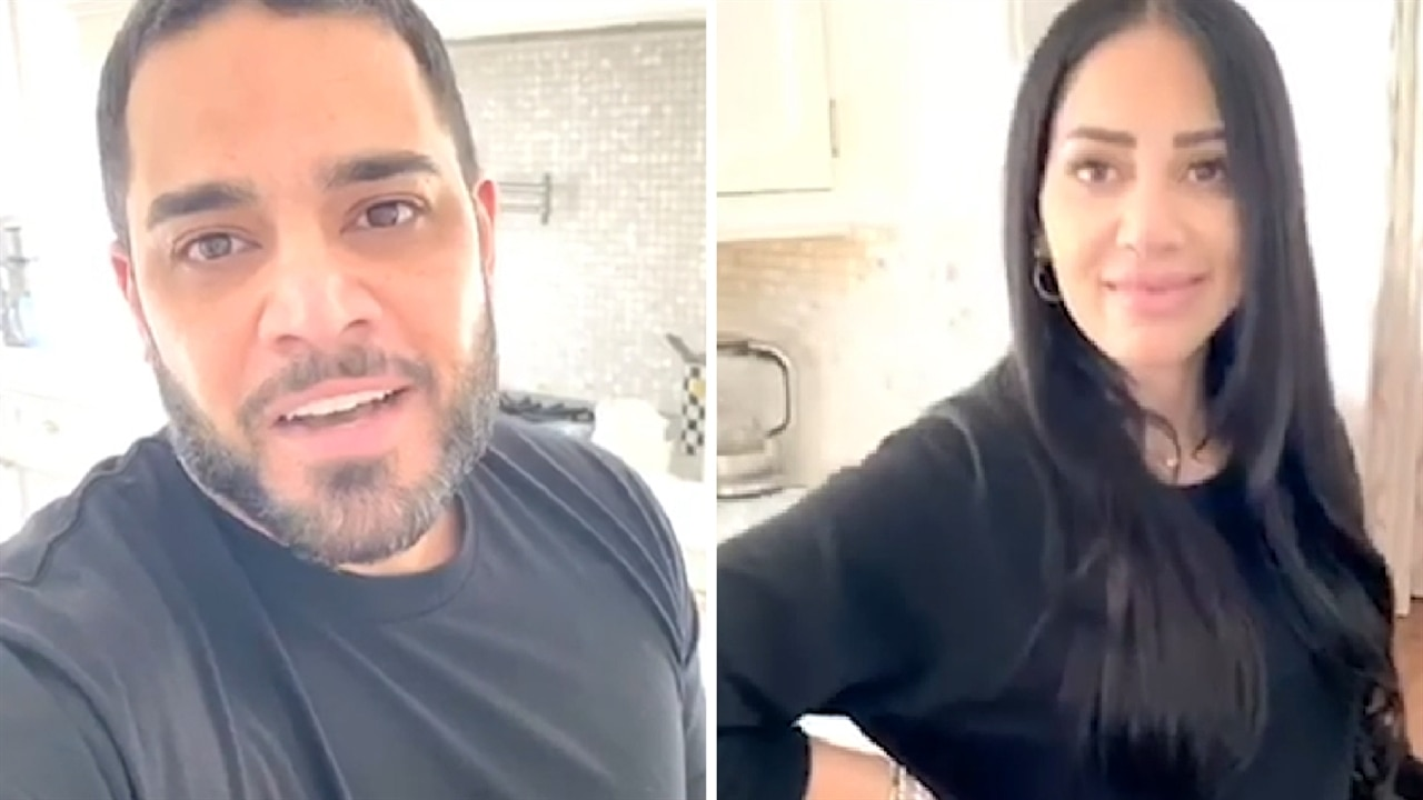 Mike Shouhed & GF Paulina Share Their Quarantine Schedule