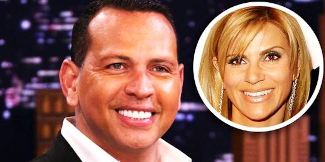 Alex Rodriguez Hangs With Ex-Wife Cynthia After J.Lo Split - E! Online.jpg
