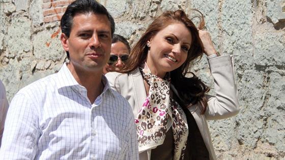 Revelan nuevos detalles de su matrimonio con Enrique Peña Nieto — Angélica Rivera