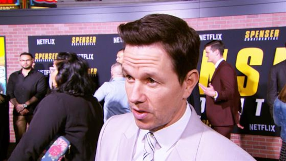 Mark Wahlberg Has Some Painful Advice For Post Malone His Tattoos E Online Ap