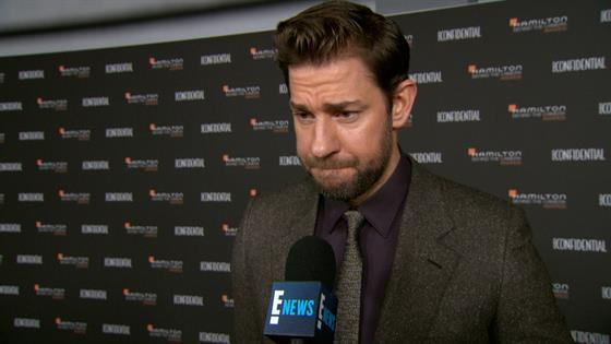 John Krasinski Is Indeed Directing the Quiet Place Sequel