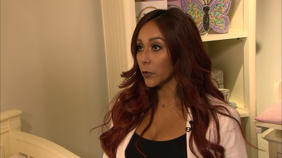 Snooki Spills Details On Her Wedding Dresses She S Got Two