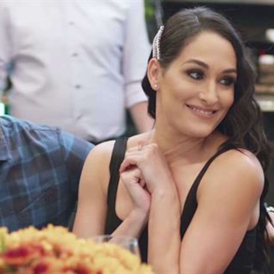 Nikki Bella Is Shocked That Artem's Parents Will Be in France