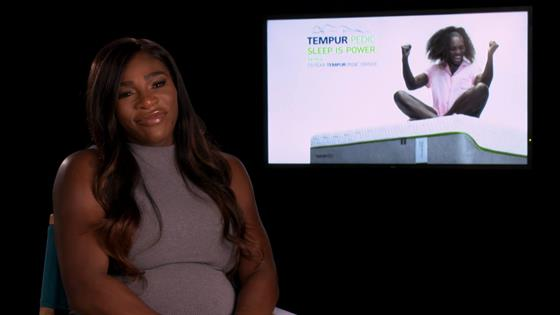 how to get my body like serena williams