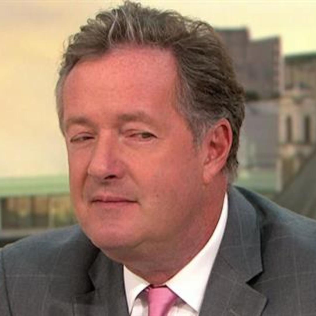 Piers Morgan Quits