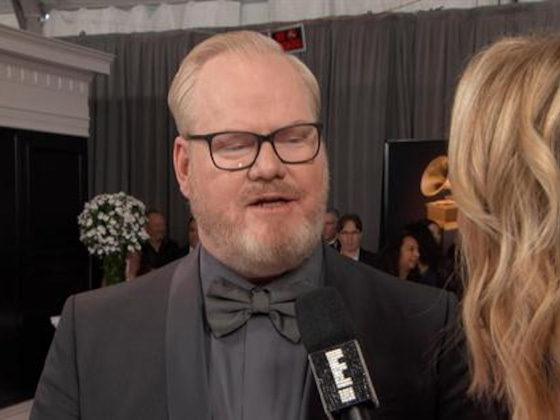 Jim Gaffigan Thinks He'll Gain 80 Pounds on Tour
