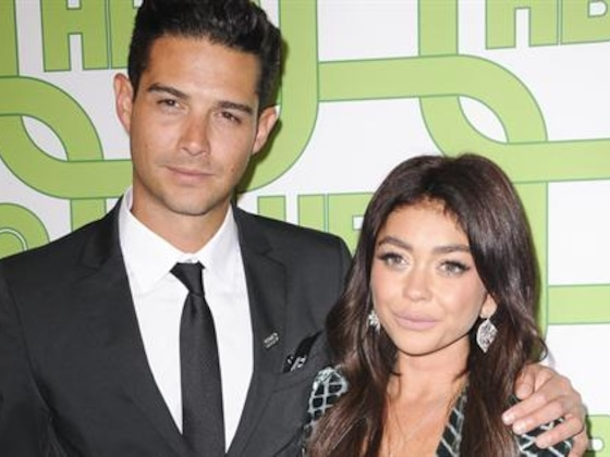 Sarah Hyland & Wells Adams' Engagement: All the Details