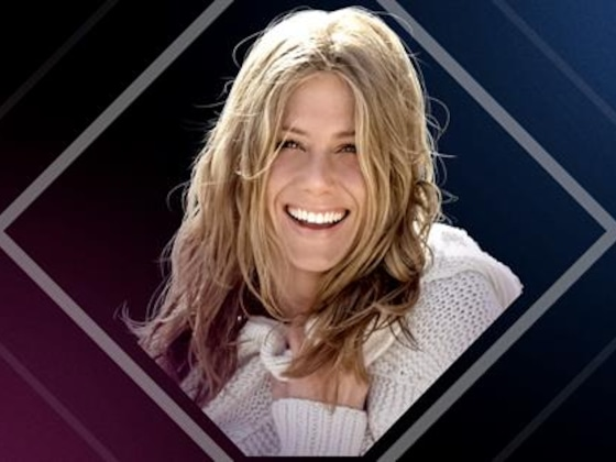 Jennifer Aniston People's Icon: E! People's Choice Awards