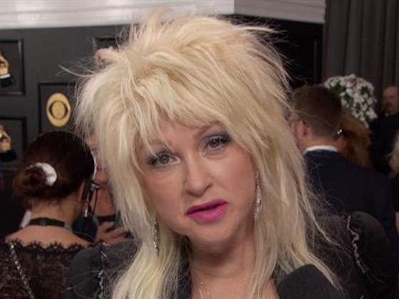 Cyndi Lauper Reveals What Makes the Grammys So Special