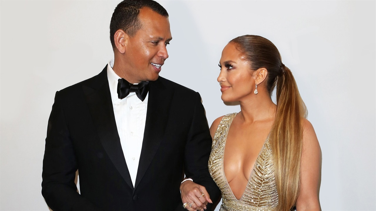 "Jennifer Lopez Recalls ""Weird Electricity"" With Alex Rodriguez During 2005 Meeting"