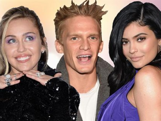 Miley Cyrus & Cody Simpson Cover Kylie Jenner's