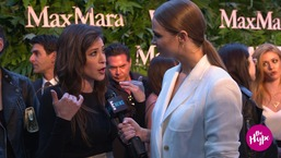 The Hype: On The Red Carpet at Max Mara's Women In Film Celebration