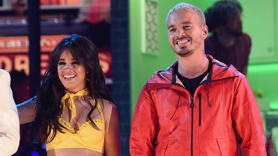 """Camila Cabello Reveals J Balvin Helped Her With """"Intense Anxiety"""" - E! Online"""