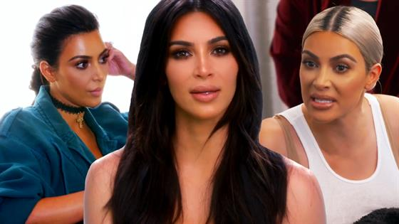 Khloe Kardashian Tells Kim Kardashian Who Her ''Hero'' Is During Chat