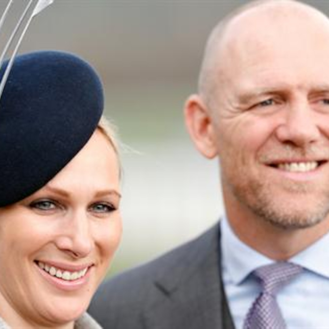 Prince Harry's Cousin Zara Tindall Gives Birth