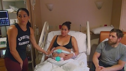 "Brie Bella Goes Into Labor on ""Total Bellas"""
