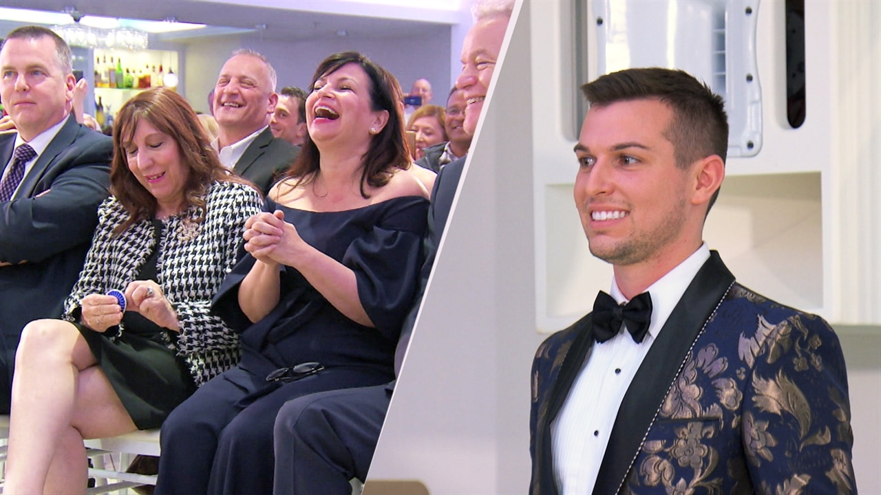 Matt & Alexa's Mothers Are Embarrassing the Sh-t Out of Them