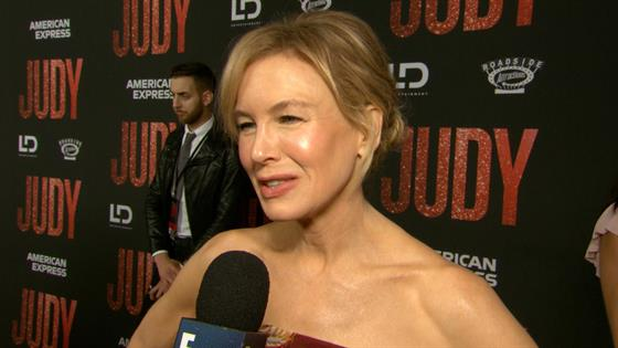 Renee Zellweger Talks Preparation for Dream Role in Judy