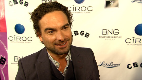 Johnny Galecki and Girlfriend Alaina Meyer Welcome Their First Child Together