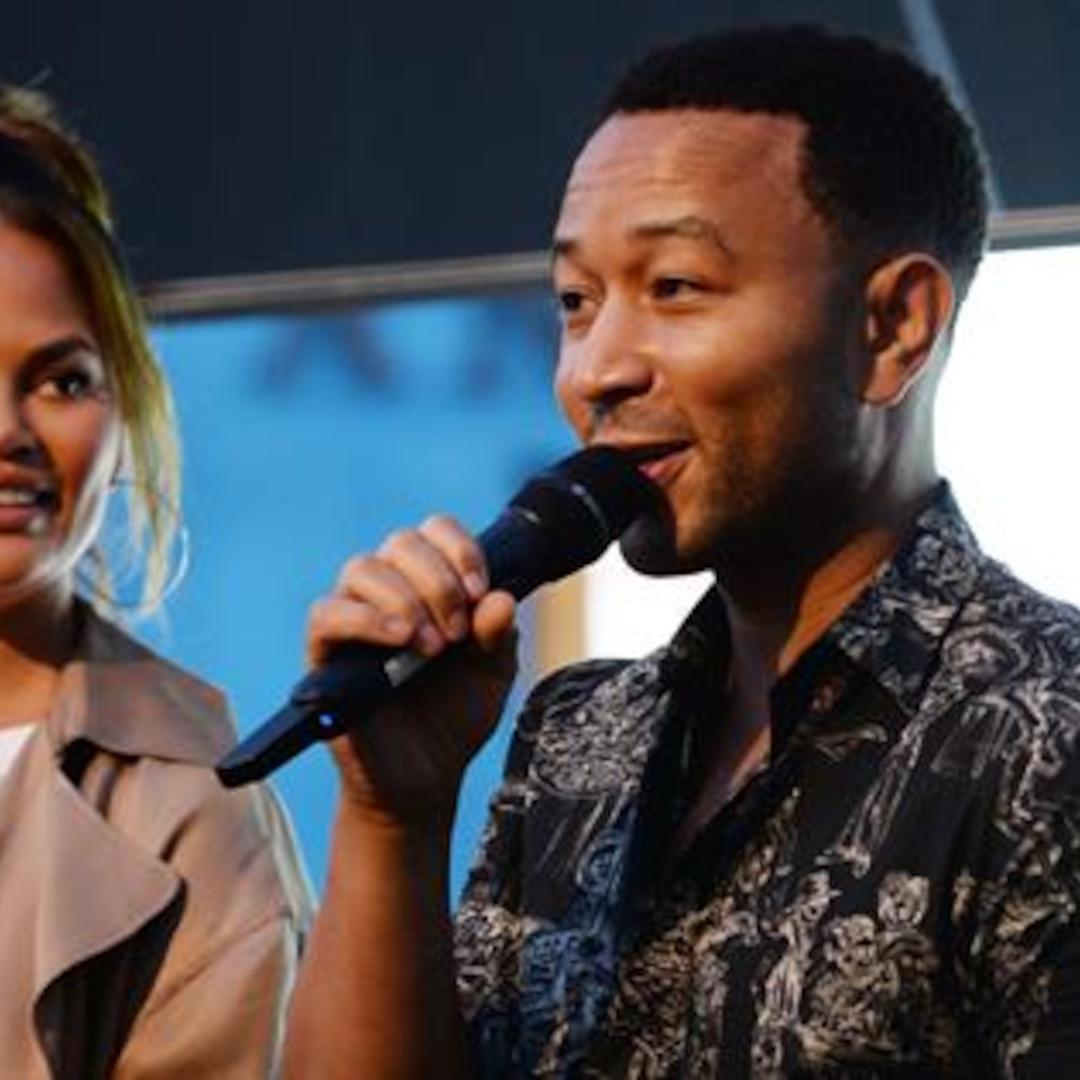 John Legend's Heartfelt Message to Chrissy Teigen
