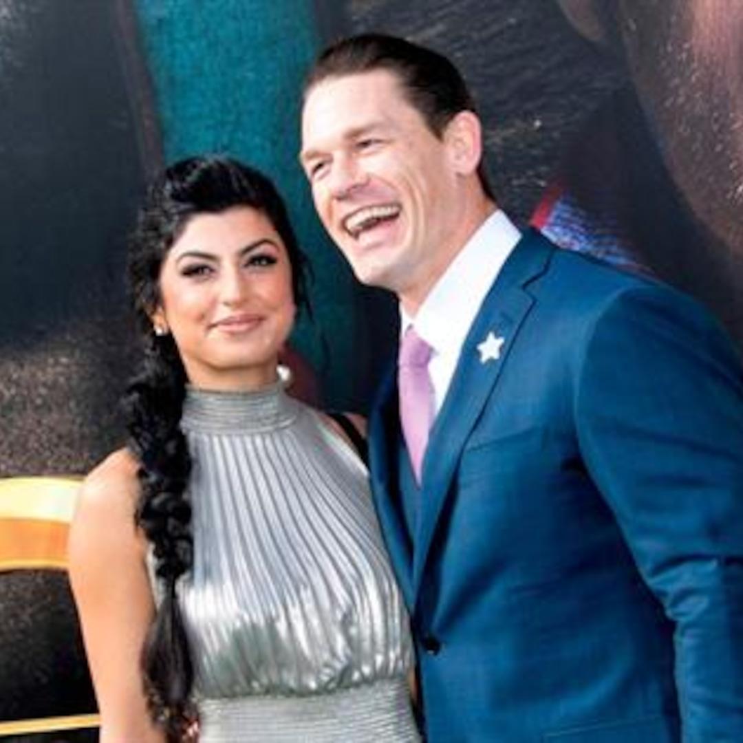 John Cena's New Wife Shay Shariatzadeh ...