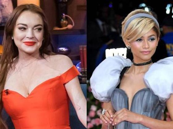 Zendaya responde a las críticas de Lindsay Lohan