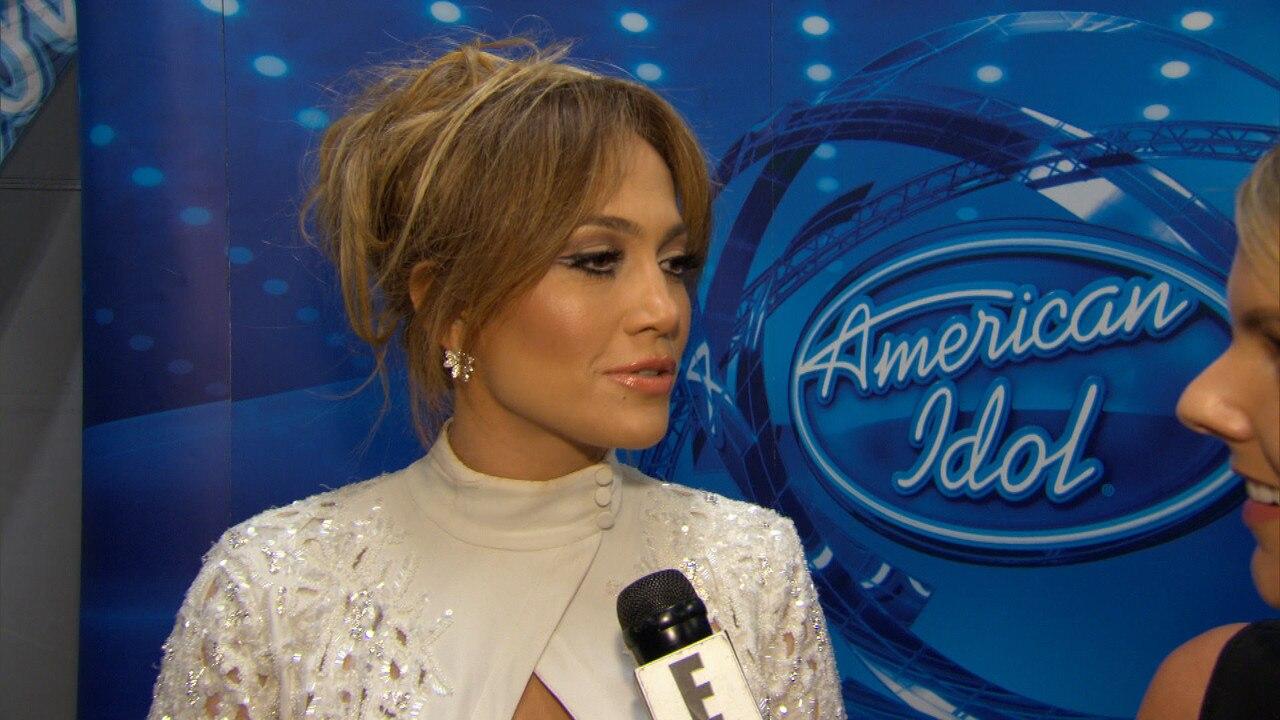 jennifer lopez casts doubt on american idol end
