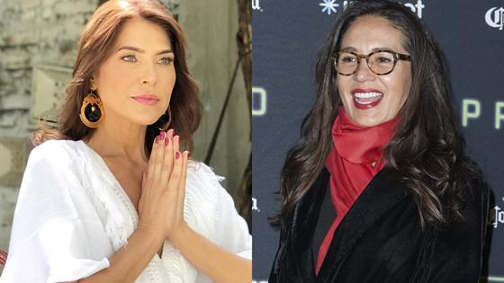 Actriz mexicana revela que tuvo un romance con Lorena Meritano