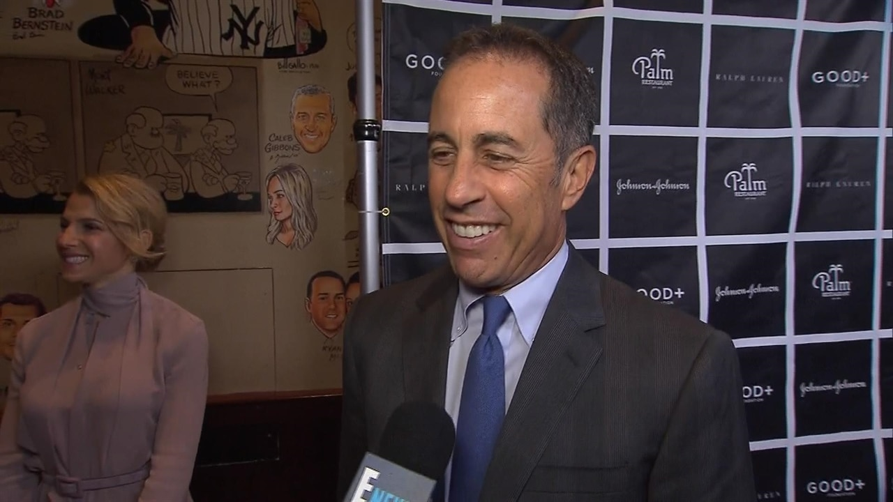 Jerry Seinfeld News, Pictures, and Videos | E! News