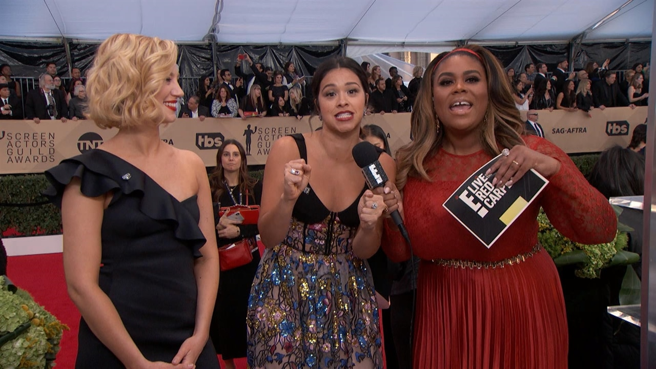 Gina Rodriguez Responds to Backlash Over Saying the N-Word on Instagram