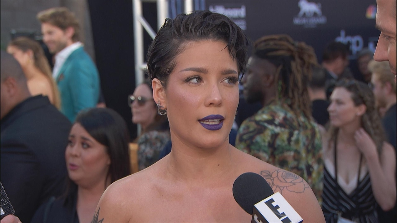 Halsey Teases What Her Performance With BTS Will Be Like at