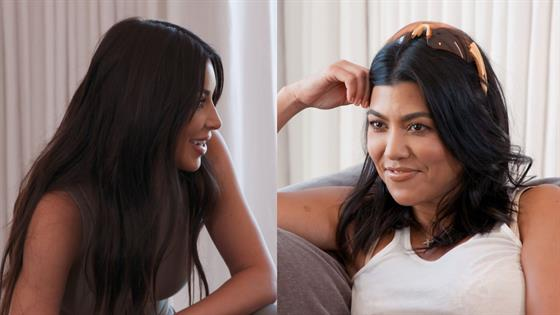 Kim Kardashian Calls Kourtney 'Most Boring' After Criticizing Her Looks