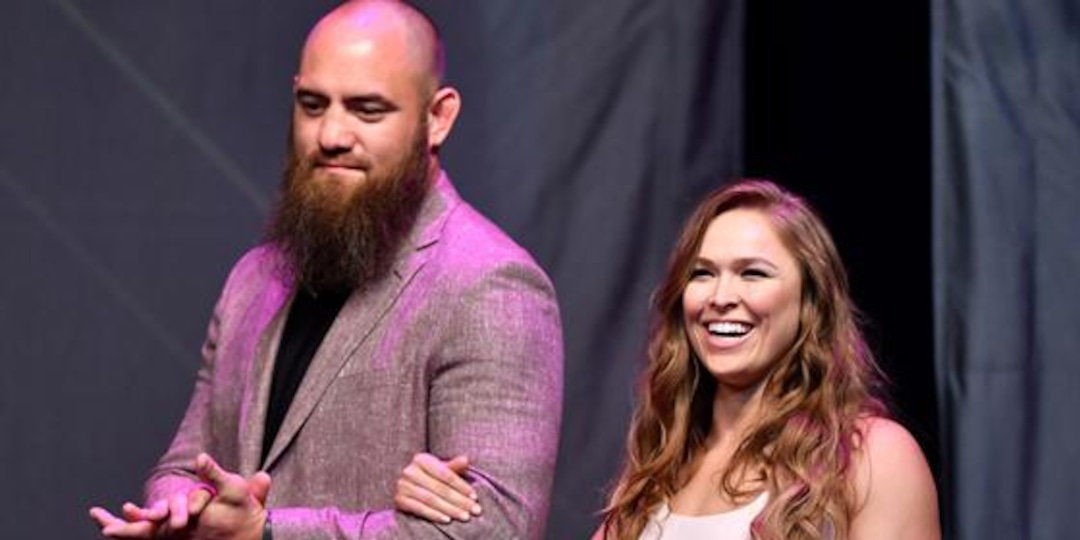 Ronda Rousey Welcomes 1st Child With Travis Browne - E! Online.jpg