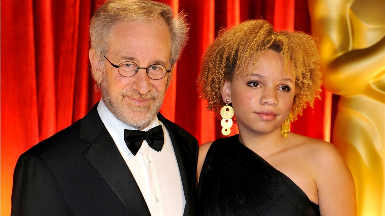 Steven Spielberg's Daughter Aspires to Be an Adult Entertainer