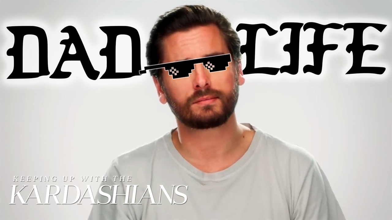 Happy Father's Day, Scott Disick! Relive Lord Disick's Best Dad Moments From KUWTK
