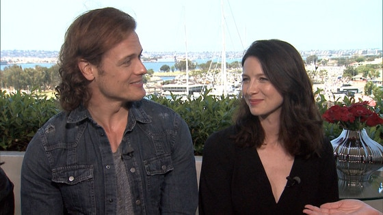 Is Sam Heughan Single? Does Caitriona Balfe Have a Sister?