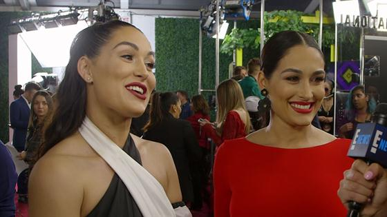 Bella Twins Say They'd Like a Match With the Kardashians