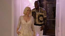 See Telli Swift & Deontay Wilder's Gender Reveal Party