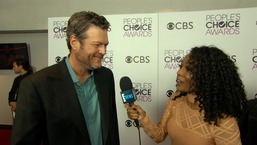 Blake Shelton Gushes Over Favorite Album Win at 2017 PCAs