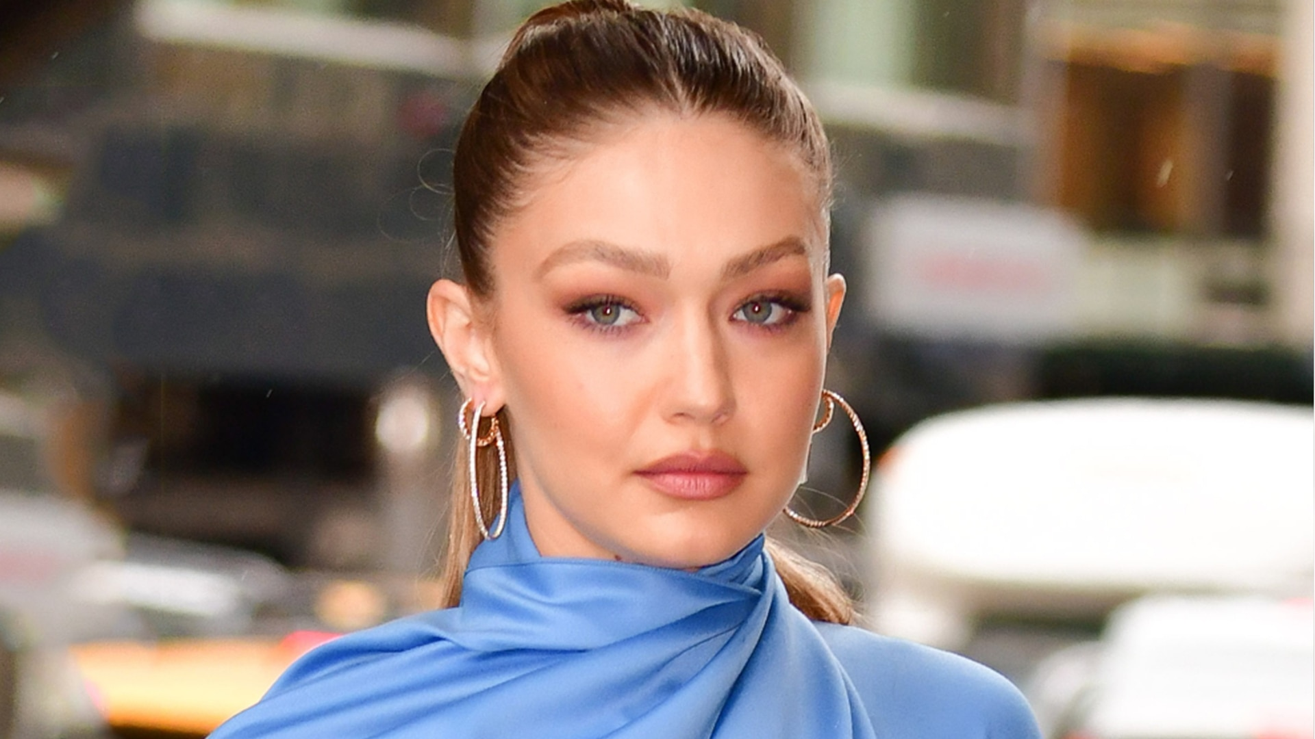 Gigi Hadid Gets Sued by Paparazzo for Copyright Infringement