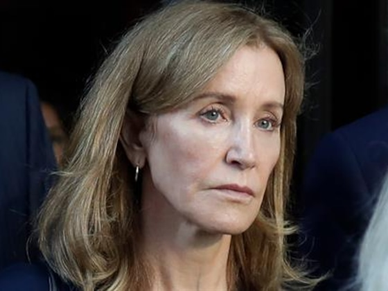 Felicity Huffman Learns Her Fate In College Admissions Scandal