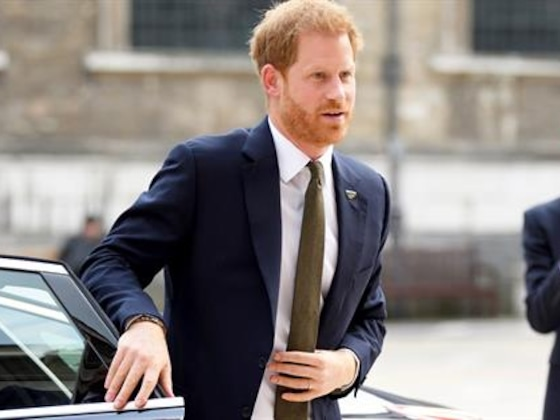 Prince Harry Joins Meghan Markle in Breaking Royal Tradition